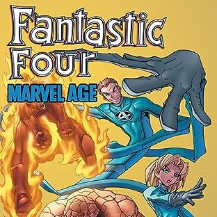 Marvel Age Fantastic Four (2004-2005)