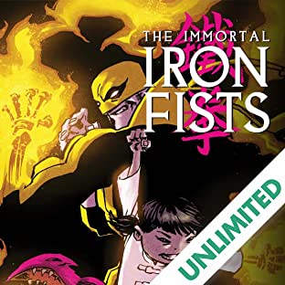 Immortal Iron Fists (2017)