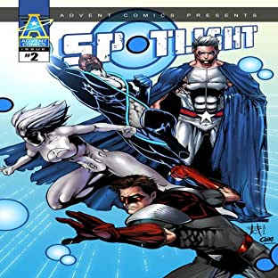 Advent Comics Spotlight