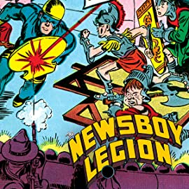The Newsboy Legion