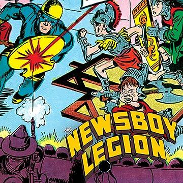 The Newsboy Legion