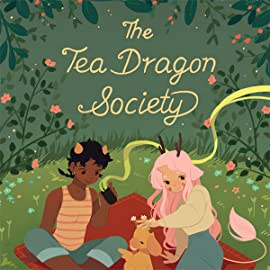 The Tea Dragon Series