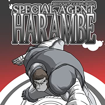 Special Agent Harambe
