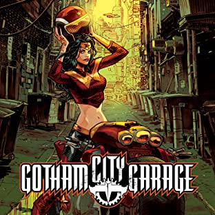 Gotham City Garage (2017-2018)