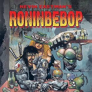 Kevin Eastman's RoninBebop