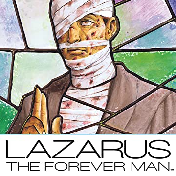 Lazarus, the Forever Man