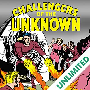 Challengers of the Unknown (1958-1978)