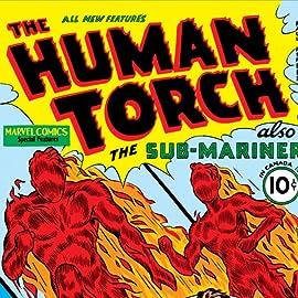Human Torch (1940-1954)