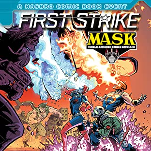 M.A.S.K.: First Strike