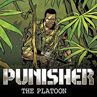 Punisher MAX: The Platoon (2017)