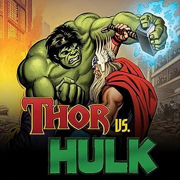 Thor vs. Hulk