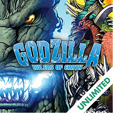 Godzilla: Rulers of Earth