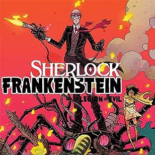 Sherlock Frankenstein & The Legion of Evil: From the World of Black Hammer