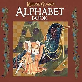 Mouse Guard: Alphabet Book