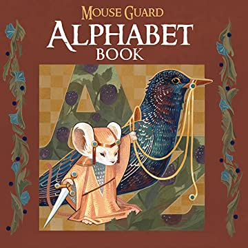 Mouse Guard: Alphabet Book
