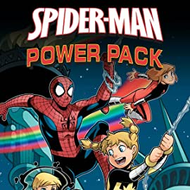 Spider-Man and Power Pack (2006-2007)