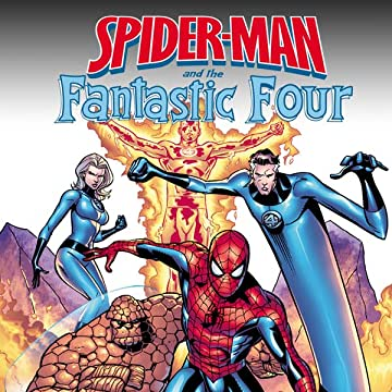 Spider-Man and the Fantastic Four (2007)