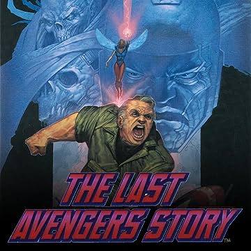 The Last Avengers Story (1995)