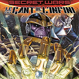 Secret Wars: Le Gant de l'Infini