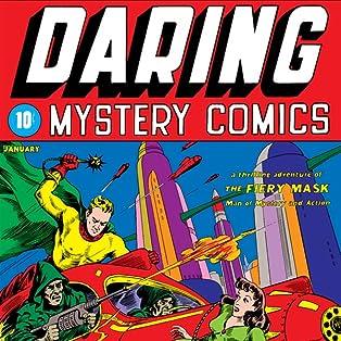 Daring Mystery Comics (1940-1942)