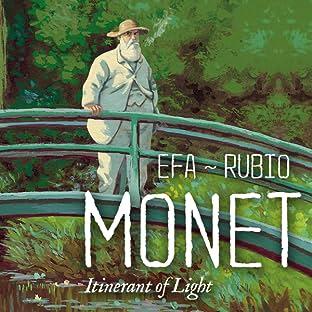 Monet, Itinerant of Light