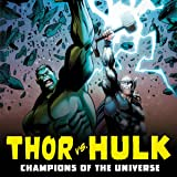 Thor vs. Hulk: Champions of the Universe (2017)