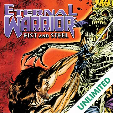 Eternal Warrior: Fist & Steel (1996)