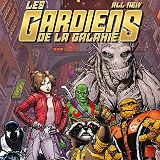 All-New Les Guardiens de la Galaxie