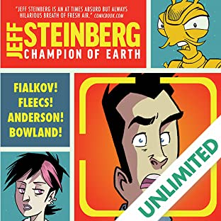 Jeff Steinberg Champion of the Earth