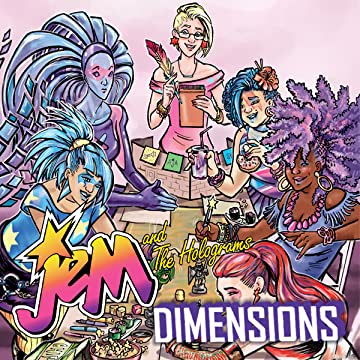 Jem and the Holograms: Dimensions