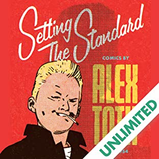 Setting the Standard: Comics by Alex Toth 1952-1954