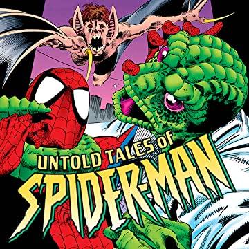 Untold Tales of Spider-Man (1995-1997)