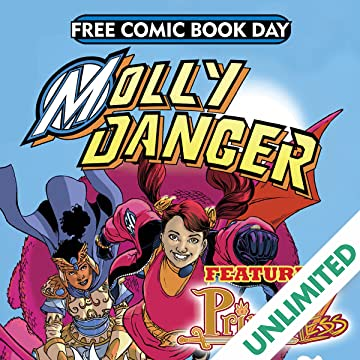 Molly Danger/Princeless
