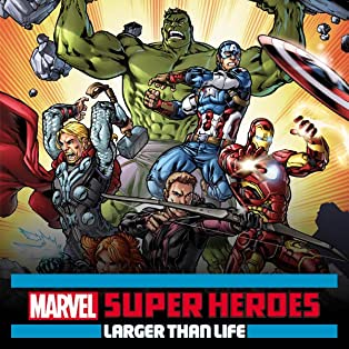 Marvel Super Heroes: Larger Than Life