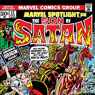 Marvel Spotlight (1971-1977)