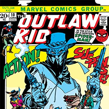 Outlaw Kid (1970-1975)
