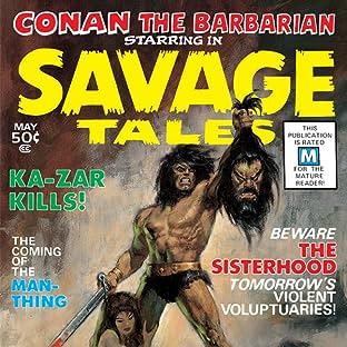 Savage Tales (1971-1975)
