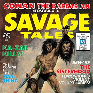 Savage Tales (1971-1975)
