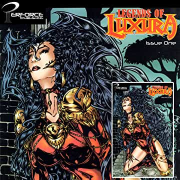 Legends of Luxura: Luxura Universe