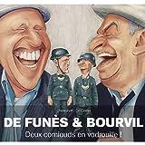 De Funès et Bourvil