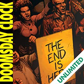Doomsday Clock 2017 Digital Comics Comics By Comixology