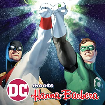 DC Meets Hanna-Barbera