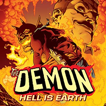The Demon: Hell is Earth (2017-)