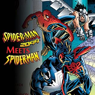 Spider-Man 2099 Meets Spider-Man (1995)