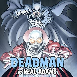 Deadman by Neal Adams (2017-2018)