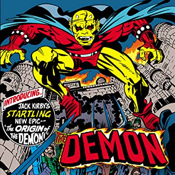 The Demon (1972-1974)