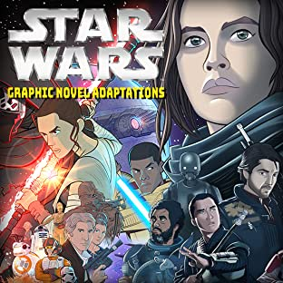 Star Wars: Graphic Novel Adaptations