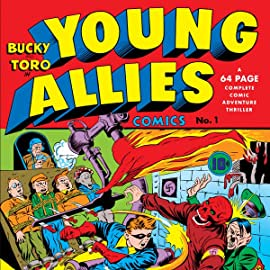Young Allies Comics (1941-1946)