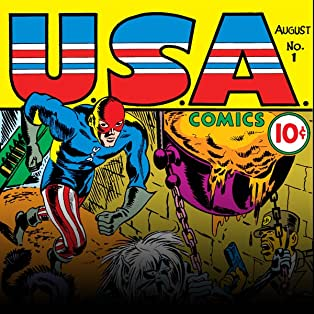 USA Comics (1941-1945)