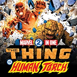 Marvel Two-In-One (2017-2018)